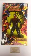 """Toy Biz Marvel Universe 10"""" NIGHT SHADOW SPIDER-MAN 1997"""