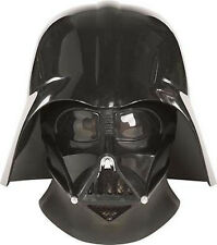 HALLOWEEN DARTH VADER STAR WARS SUPREME COSTUME  MASK GEORGE  LUCAS