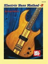Electric Bass Method Vol. 2 by Roger Filiberto (1965, Softcover Book) NEW ! ! !