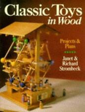 Classic Toys in Wood: Projects & Plans