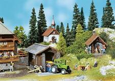 Faller H0 130379 Backhaus, Kapelle, Geräteschuppen #NEU in OVP##