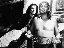 Hedy Lamarr and Victor Mature UNSIGNED photo - D1512 - Samson and Delilah