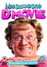 Mrs Brown's Boys D'Movie DVD Brendan O'Carroll R4