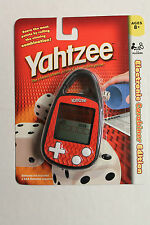 Yahtzee Electronic Carabiner Edition Hand-Held Dice Game Ages 8+ NEW
