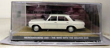 1/43 Scale James Bond 007 Mercedes 220 The Man With The Golden Gun Diecast Model