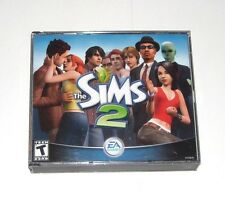 The Sims 2 PC Game 2004 Complete With Key People Simulator Maxis 4-Discs Rare