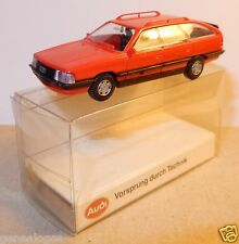 RIETZE HO 1/87 AUDI 200 AVANT TURBO ROUGE 5 CYLINDRES 165 CV IN BOX
