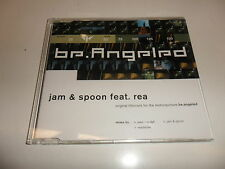 CD  Jam & Spoon Feat.  Rea*  ‎– Be.Angeled