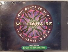 Who Wants to be a Millionaire Box Game Pressman Toy Co Boardgame Family Game NEW