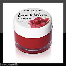 Oriflame Love Nature Cherry Lip Balm - Cherry - 7g