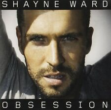 SHAYNE WARD - OBSESSION CD ALBUM (2010)