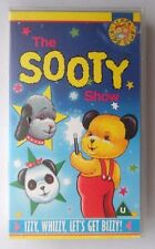 THE SOOTY SHOW IZZY WIZZY LETS GET BUSY VIDEO 1991 29 MINS MATTHEW CORBETT SWEEP