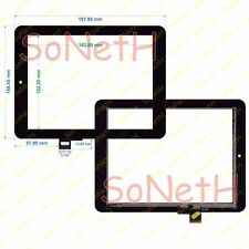 "Vetro Touch screen Digitizer 8,0"" 876S2 M-MP876S2 Nero"