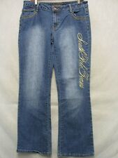A8455 South Pole Stretch Cool w/Embroidery Jeans Women 33x31