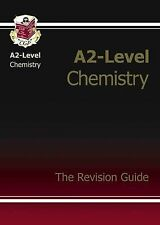A2-Level Chemistry Complete Revision & Practice, CGP Books, Very Good, Paperback