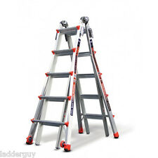 22 1A Revolution XE Little Giant Ladder 12022 w/ wheels