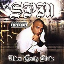 When Devils Strike [PA] by South Park Mexican (CD, Oct-2006, 2 Discs, Dope...
