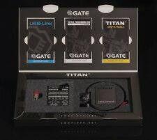 GATE ELECTRONICS Titan Complete Set (Front Wired) Mosfet M4 AEG Airsoft Softair