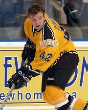 P.J. Stock - Bruins, 8x10 color photo