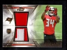 2014 TOPPS PRIME CHARLES SIMS BUCCANEERS ROOKIE JERSEY CARD SERIAL #ed 1/75