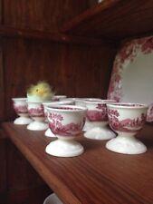 Villeroy & Boch RUSTICANA RED Vintage egg cup