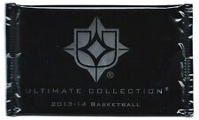2013-14 UD Ultimate Collection Unopened Basketball Pack - Autograph Booklet Card