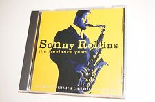 Sonny Rollins - Freelance Years-Complete River [PROMOTIONAL VERY RARE] CD