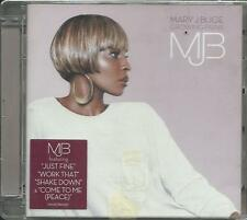 MARY J. BLIGE - Growing paints (2008) CD