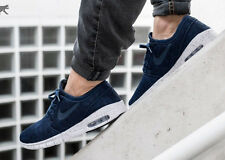 NIKE STEFAN JANOSKI MAX Trainers Gym Casual SB Air - UK 8.5 (EUR 43) - Mid Navy