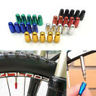 5PC Bike Bicycle Fixie MTB Presta Wheel Rims Tyre Stem Air Valve Caps Dust Cover