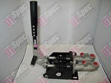 D1 SPEC UNIVERSAL TWIN CYLINDER HYDRAULIC VERTICAL DRIFTING RALLY HAND BRAKE