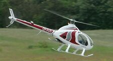RotorWay Exec 90 Amateur Built Helicopter Wood Model Big New