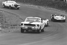Ford Shelby GT350 Comstock Racing & Wietzes – 1965 Players Quebec race – photo 1