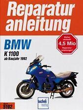 WERKSTATTHANDBUCH REPARATURANLEITUNG WARTUNG 5192 BMW K 1100 LT / RS ab 92