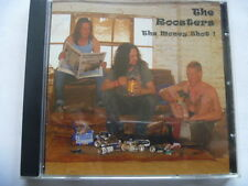 THE ROOSTERS THE MONEY SHOT 1 FREEPOST RARE 9 TRK CD