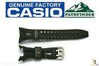 CASIO PAW-1200-3VJ Original Pathfinder 12mm Green Rubber Watch Band Strap