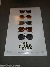 THE BLING RING - ORIGINAL DS ROLLED POSTER - EMMA WATSON/SOFIA COPPOLA