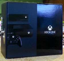 Microsoft XBOX ONE (Day One Edition) Console 500GB with Kinect - SEALED NEW