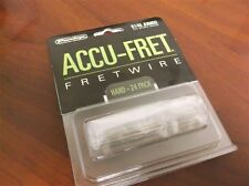 "NEW - DUNLOP ACCU-FRET 2-5/8"" JUMBO FRET WIRE SET (24) #6140"