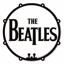 Beatles B&W Drum Computer Mouse Mat  (bb)