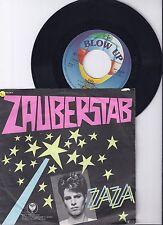 """ZaZa, Zauberstab, VG/VG+ 7"""" Single 0891-6"""