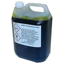ETCHANT LIQUID 5L Chemicals Ferric Chloride - PC01661