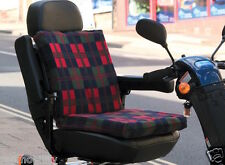 Harley 2 Way Sculptured Cushion - Comfy Wheelchair / Mobility Scooter Accessory