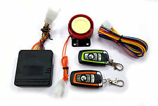 Bike Anti-theft Security Alarm 2 Remote (A) For KTM DUKE RC 200