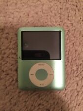 Apple iPod nano 3rd Generation Light Green (8GB)