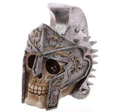Totenkopf Gladiatorhelm Skull Totenschädel Coole Deko gothic schädel gladiator