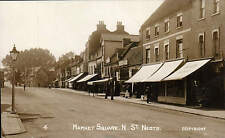St Neots. Market Square N. # 4 by Lilywhite.