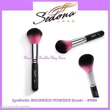 NEW Sedona Lace ROUNDED POWDER Brush #980 FREE SHIPPING Face Makeup Blending