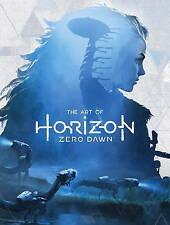 El arte de horizonte cero Dawn nuevo libro de tapa dura por el reconocido autor Paul Davies