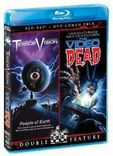TerrorVision/The Video Dead [2 Discs] [DVD/Blu-ray] (Blu-ray Used Very Good)